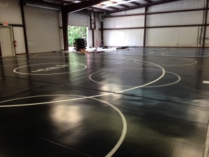 Level Up Wrestling Facility